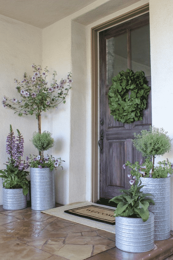 Simply Refreshing Curb Appeal Ideas