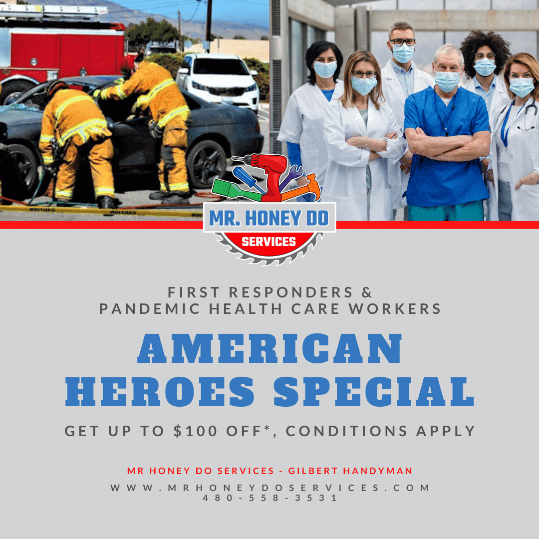 Special Discount For Pandemic Health Care Workers & First Responders