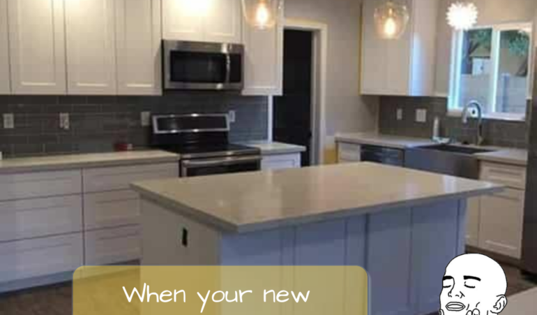 August Featured Service: Kitchen Remodels