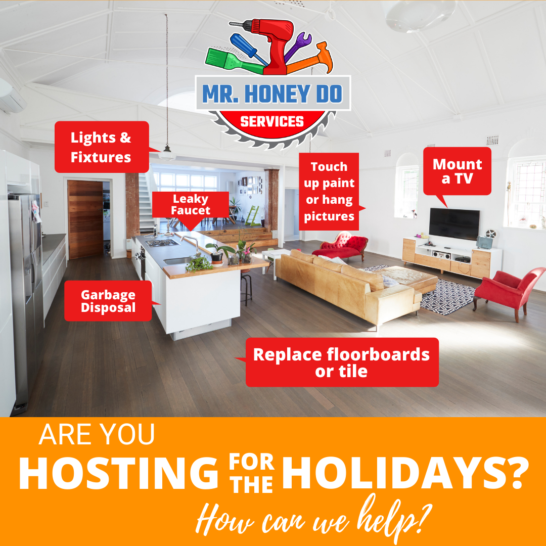 Featured Service: Holiday Home Repairs Plus Installation For Black Friday Deals
